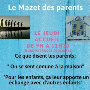 Reprise Mazet des Parents