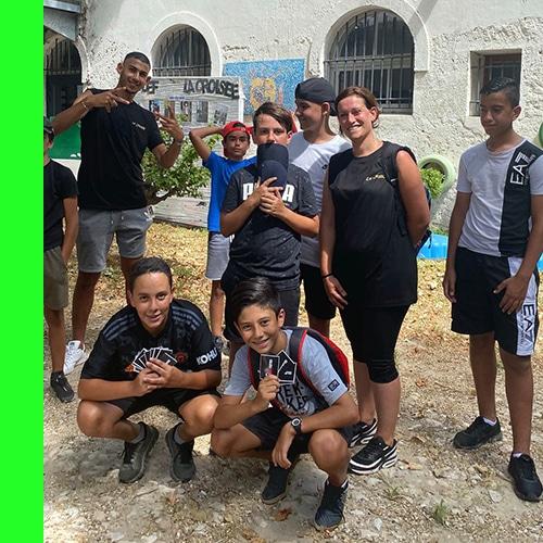 Activités pour les jeunes de Saint Gilles