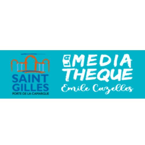 Médiathèque Emile Cazelles