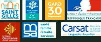 Les partenaires du centre social et culturel de Saint Gilles